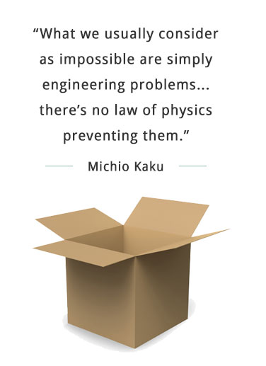 Michael Kaku quote
