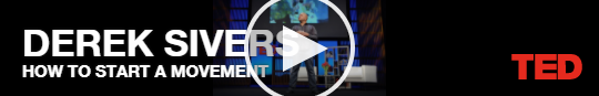 Derek Sivers Ted Talk