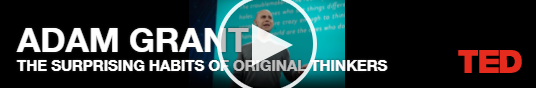 Adam Grant Ted Talk
